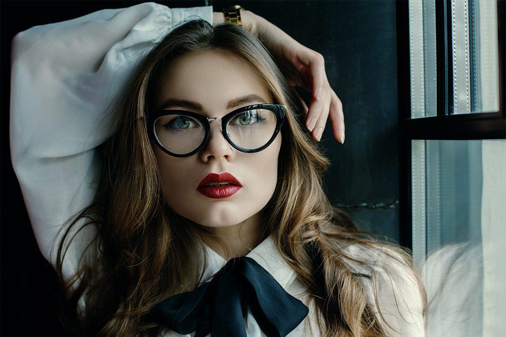 "miglior valore 39250 7a1c5 Occhiali da vista femminili: è boom per i modelli ""da gatta"" di ..."
